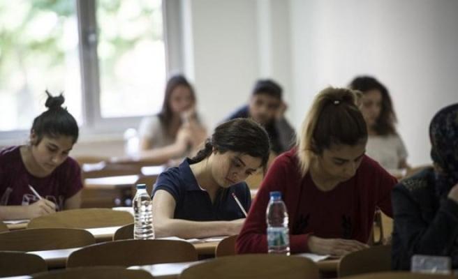 Üniversite sınavlarının birinci oturumu 23 Haziran'da