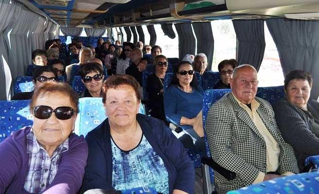 Akdoğanlı yaşlılar için gezi düzenlendi