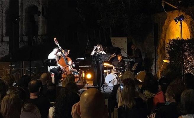 Türk klasik ve caz müziği konserleri verildi