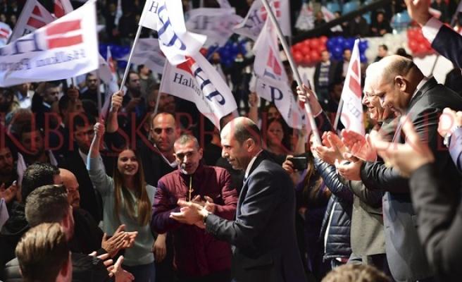 Partilerin oy  dengesi değişti