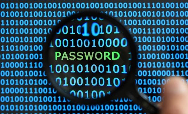 2016 yılında internette en sık kullanılan şifreler