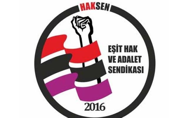 HAK-SEN hükümeti eleştirdi