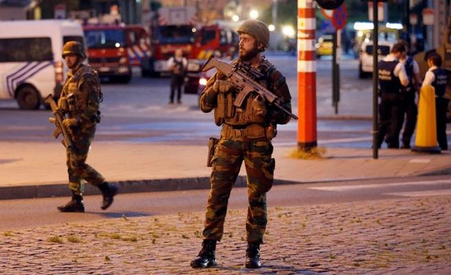 Brüksel saldırganı öldü