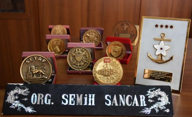 TSK, Sancar'ın madalyalarına sahip çıkıyor