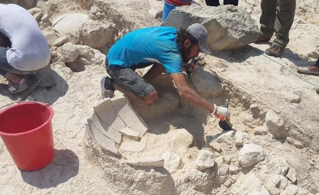 Kral Tepesi'nin 6 bin yıllık eserleri Kaleburnu'nda sergilenecek