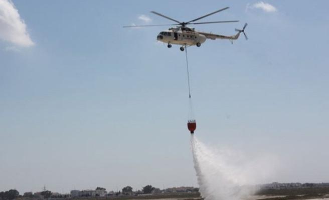 'Mercedes değil yangın helikopteri diyorsan...'