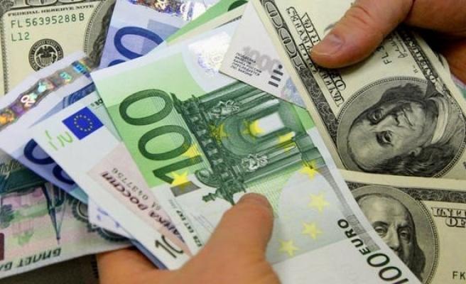 Dolar 5 TL, Euro 5.83 TL, STG 6.55 TL oldu