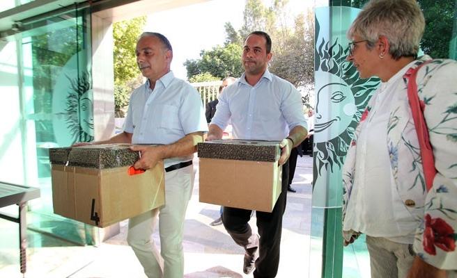 'İhanetin belgeleri' Kıbrıs'a ulaştı