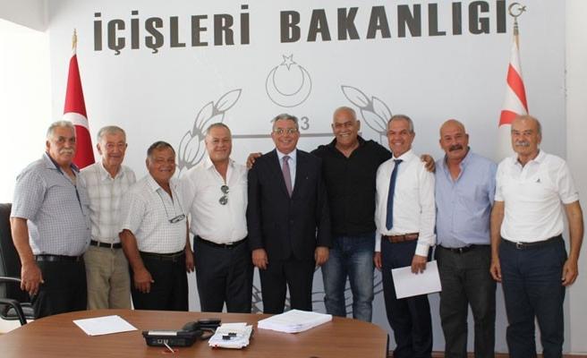 Aydınköy meydan ve şehitlik projesi için protokol imzalandı