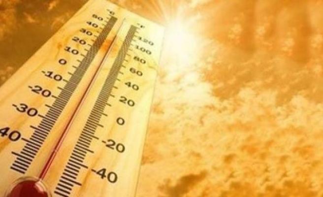 Hava sıcaklığı en yüksek 38 derece olacak