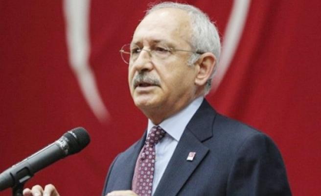 Kılıçdaroğlu'ndan Denktaş için mesaj