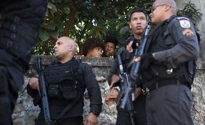 Brezilya'da silahlı saldırı