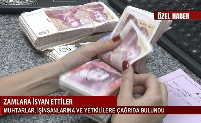KTV ÖZEL HABER: Zamlara isyan ettiler
