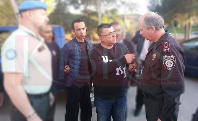 SON DAKİKA: Gürcü firari BM polisine teslim edildi