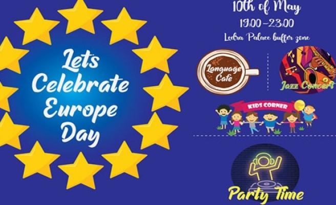 Avrupa Günü ara bölgede kutlanacak
