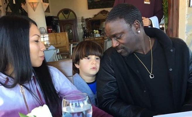 Akon, Kıbrıs'ta tatil yaptı