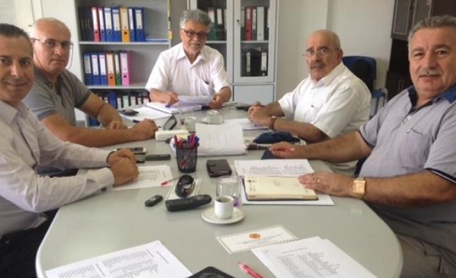 Basın Kartı Komisyonu 2018 Haziran dönemi toplantısını yaptı