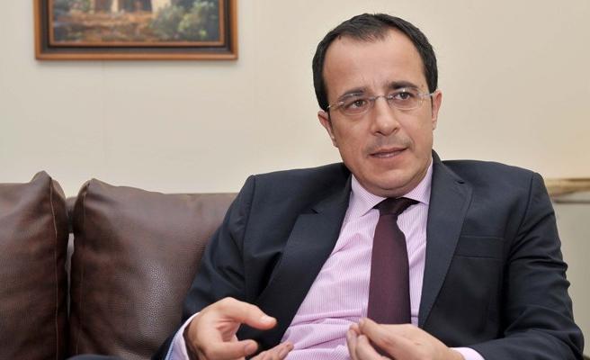 Hristodulidis: Kıbrıs Türk tarafının görüşlerine ilişkin yeni bir şey yok