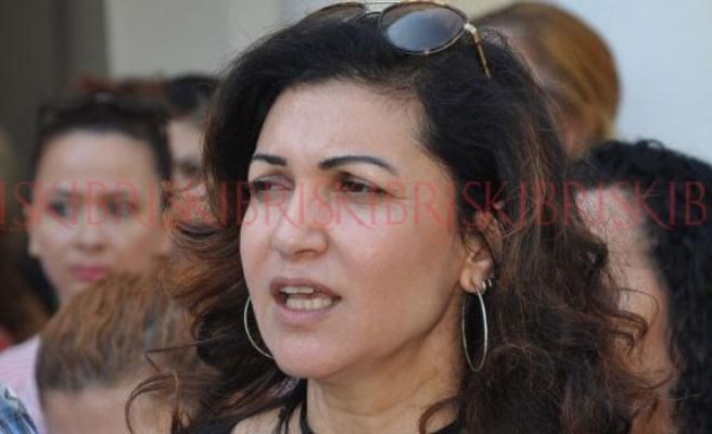 """""""Kıbrıs Türk toplumunun yok oluşuna neden sizsiniz"""""""