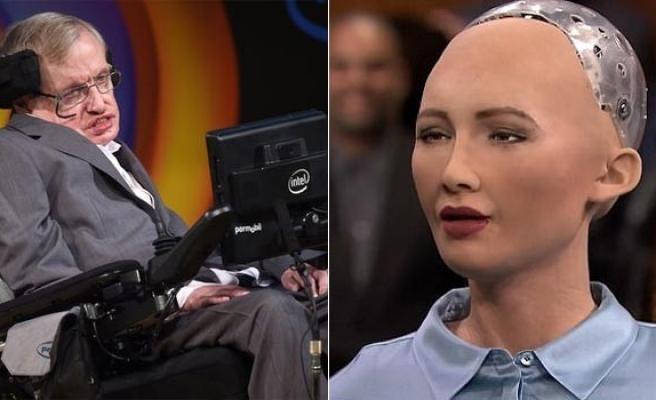 Hawking: Yapay zeka insanları ortadan kaldırabilir