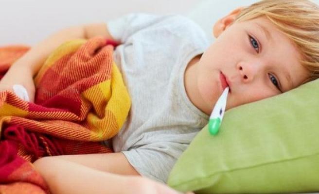 Çocuklarda kışın en sık görülen 5 hastalık