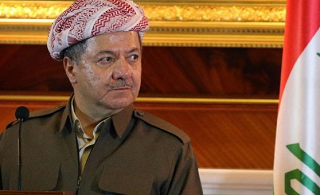 'Barzani, Suriyeli Kürtler için çalışmalara başladı'