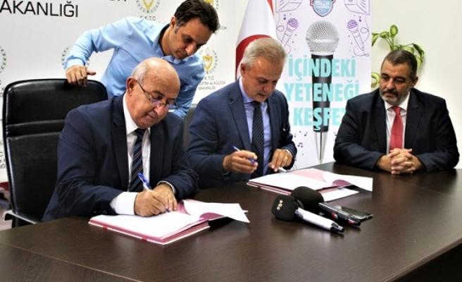 Eğitim Bakanlığı ile Vodafone arasında iş birliği protokolü