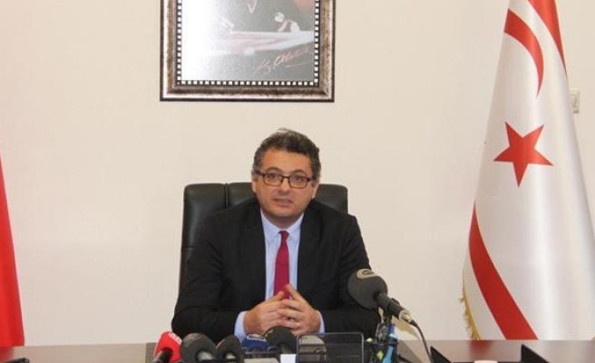 Erhürman, KTSO'nda düzenlenecek basın toplantısına katılacak