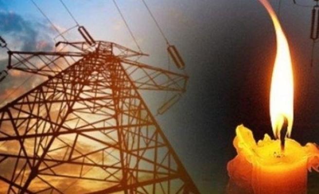 Lefke ve Güzelyurt bölgelerinde elektrik kesintisi