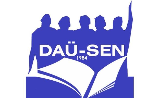 DAÜ-SEN genel kurulu yapıldı