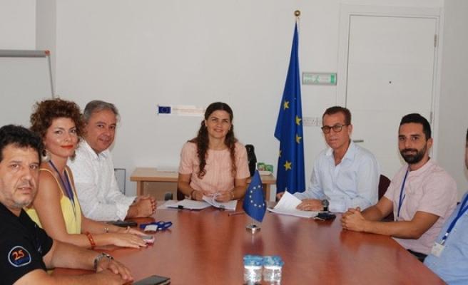 'Elektriksel Alan' eğitim projesinin sözleşmesi imzalandı