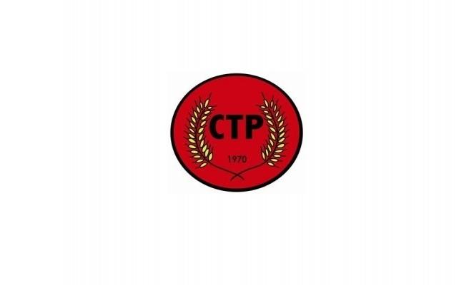CTP'de istifalar devam ediyor!