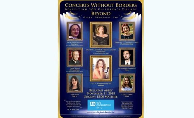 'Beyond' Konseri 11 kasım'da Bellapais'te…