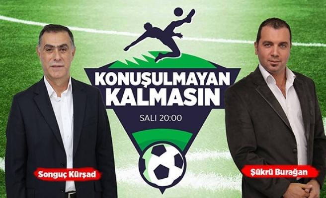Futbolun nabzı KIBRIS TV'de