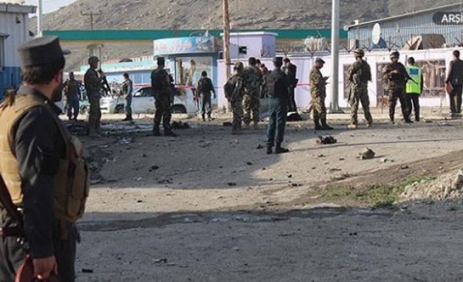 Afganistan'da intihar saldırısında 29 kişi öldü