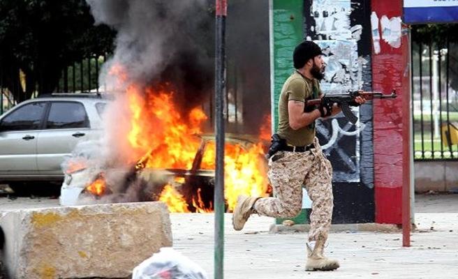 Libya'da ölü sayısı artıyor
