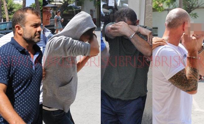 Gezmişel ve Tabakoğlu, 4 gün daha tutuklu