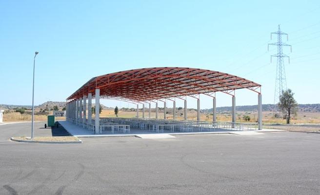 Mehmetçik'in Cittaslow Market'i yakında açılıyor
