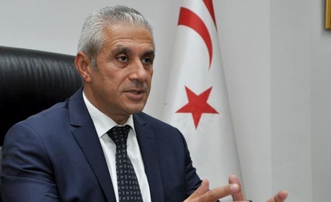 UBP'nin yeni Genel Sekreteri Taçoy