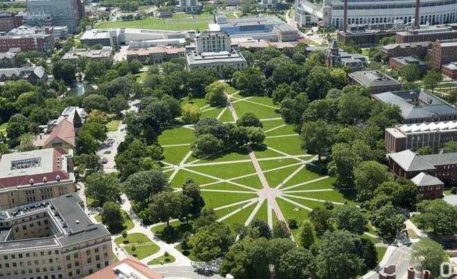 Ohio Eyalet Üniversitesi'nde bıçaklı sadırı