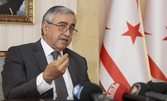 'Sıfır asker sıfır garanti yaklaşımı Kıbrıs Türk halkına güvence vermiyor'
