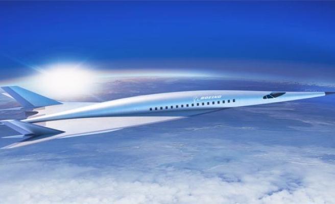 Boeing ses hızının 5 katına çıkabilen bir uçak geliştiriyor
