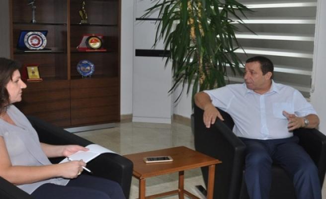 Denktaş'tan UBP'ye çağrı: Bunu anlayın artık Türkiye artık para koparma yeri değildir
