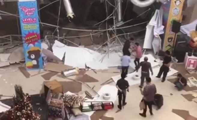 Malezya'da alışveriş merkezinde patlama: 3 ölü, 18 yaralı