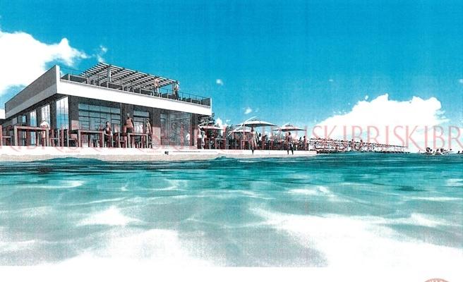 Derinya Plajı halkın kullanımına açılıyor