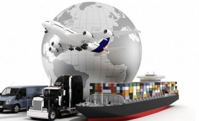 İhracat 65 milyon, ithalat1.1 milyar doların üzerinde