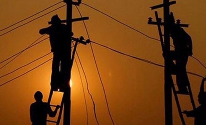 Lefkoşa ve Girne'de elektrik kesintisi