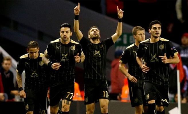 Rubin Kazan'a Avrupa'dan men!