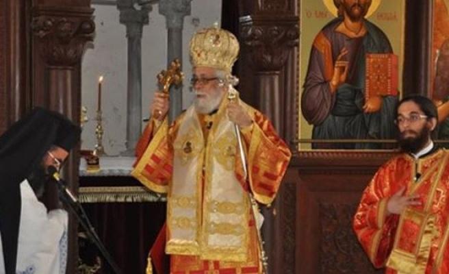 Ay.Georgios Kserinos Kilisesi'nde ayin