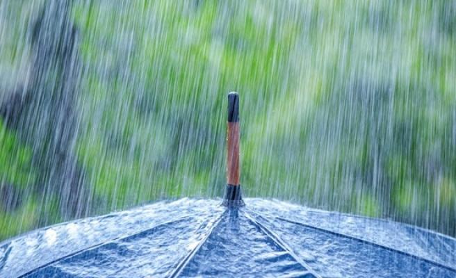 En çok yağmur Mehmetcik'e düştü